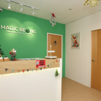 Magic Beans Feeding & Speech Therapy