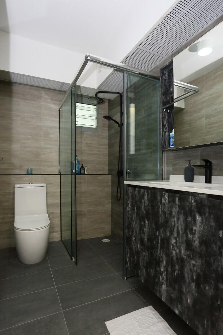 Punggol common toilet 2